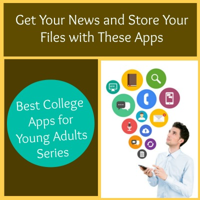 Storage and News Apps| leahnieman.com