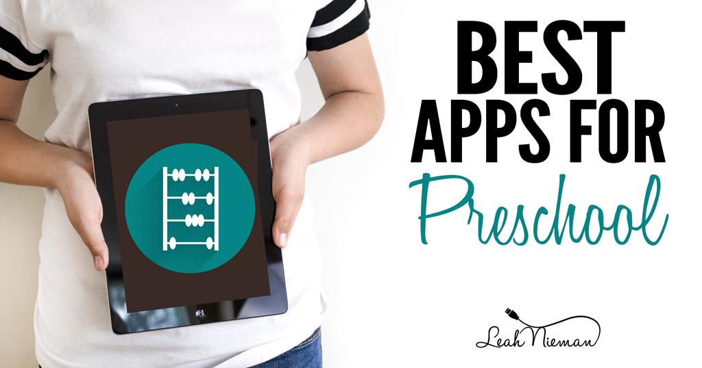 Best Apps for Preschool