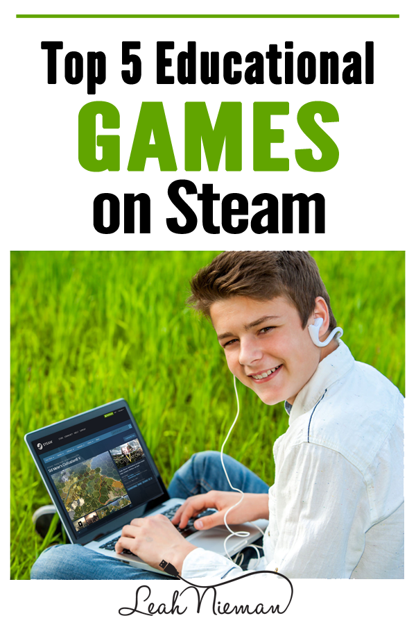 Top Educational Games on Steam