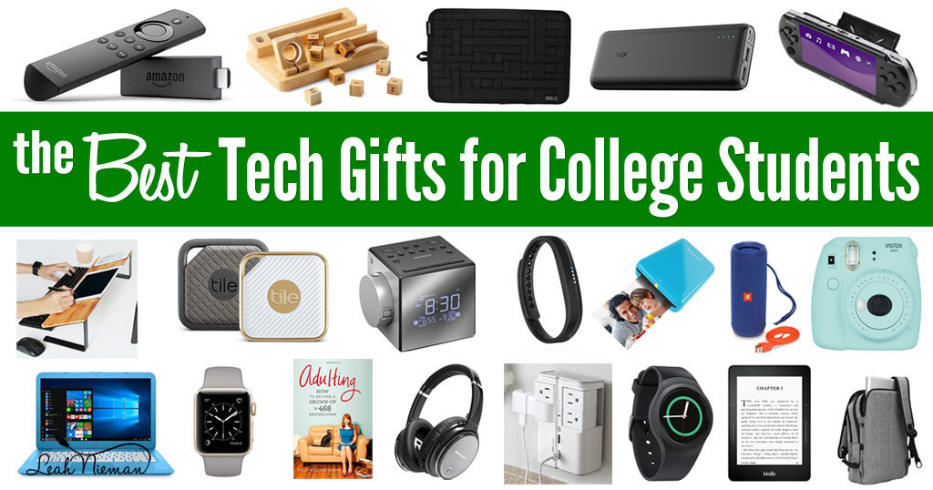 Best Tech Gifts for College Kids