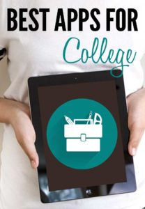 Best Apps for College