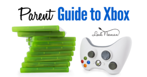 Parent Guide to Xbox One
