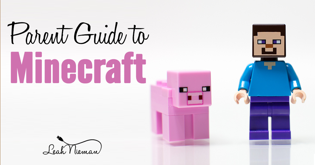 Parent Guide for Minecraft